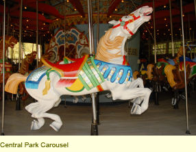 Central Park Carousel